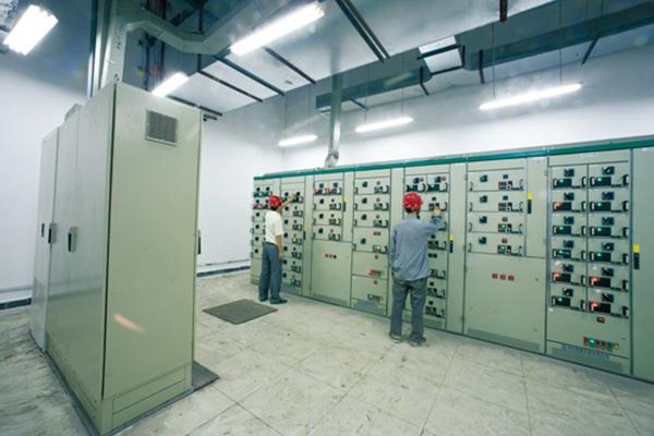 工厂机电设备安装